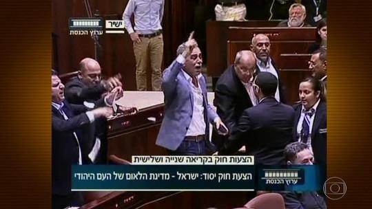 Israel aprova lei que define país como 'Estado-Nação' do povo judeu