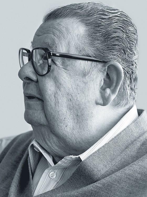 O DEPUTADO ANTÔNIO DELFIM NETTO (2016) (Foto: J.R. Duran)
