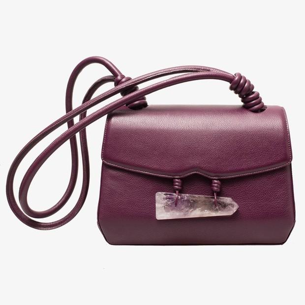 Bolsa da coleção Krystallos, da Soleah (Foto: Divulgação)