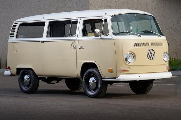 Volkswagen Kombi pode não ser a corujinha, mas tem todo charme (Foto: Divulgação)