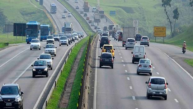 Rodovia Dutra estradas de São Paulo (Foto: Divulgação)