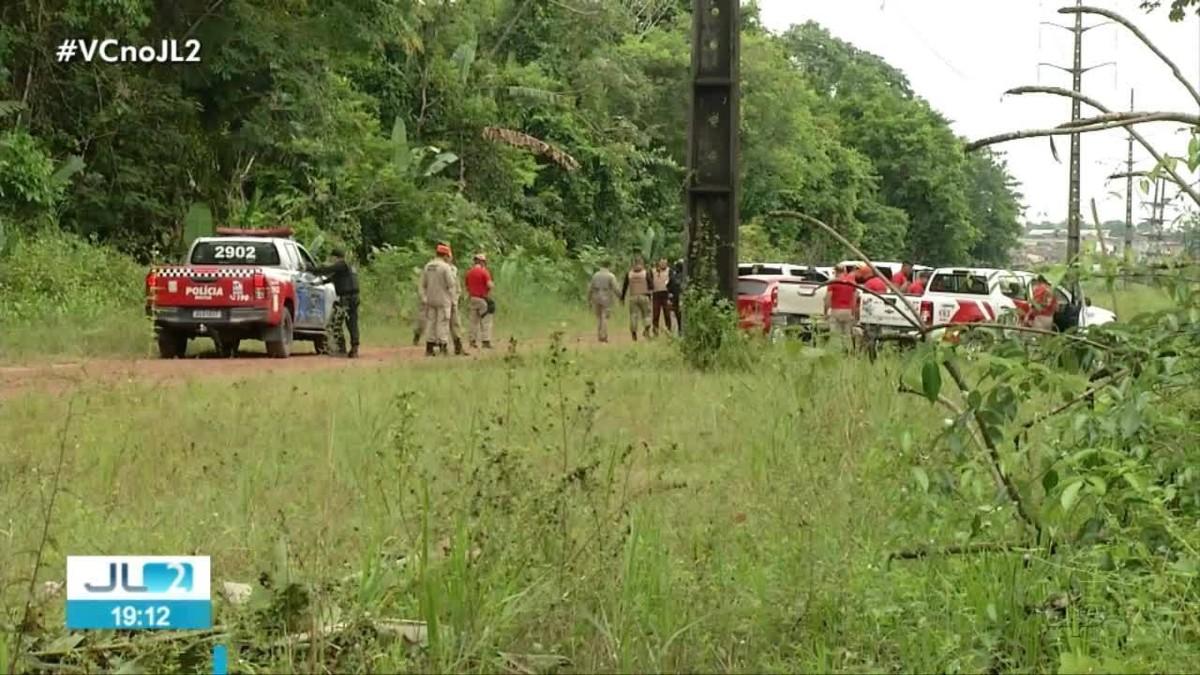 Força-tarefa vai reforçar buscas no 'cemitério clandestino' de Ananindeua com equipamentos, diz delegado
