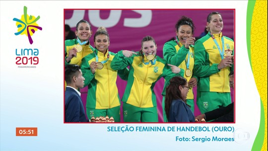 Brasileiros da ginástica artística colecionam medalhas no Pan-2019