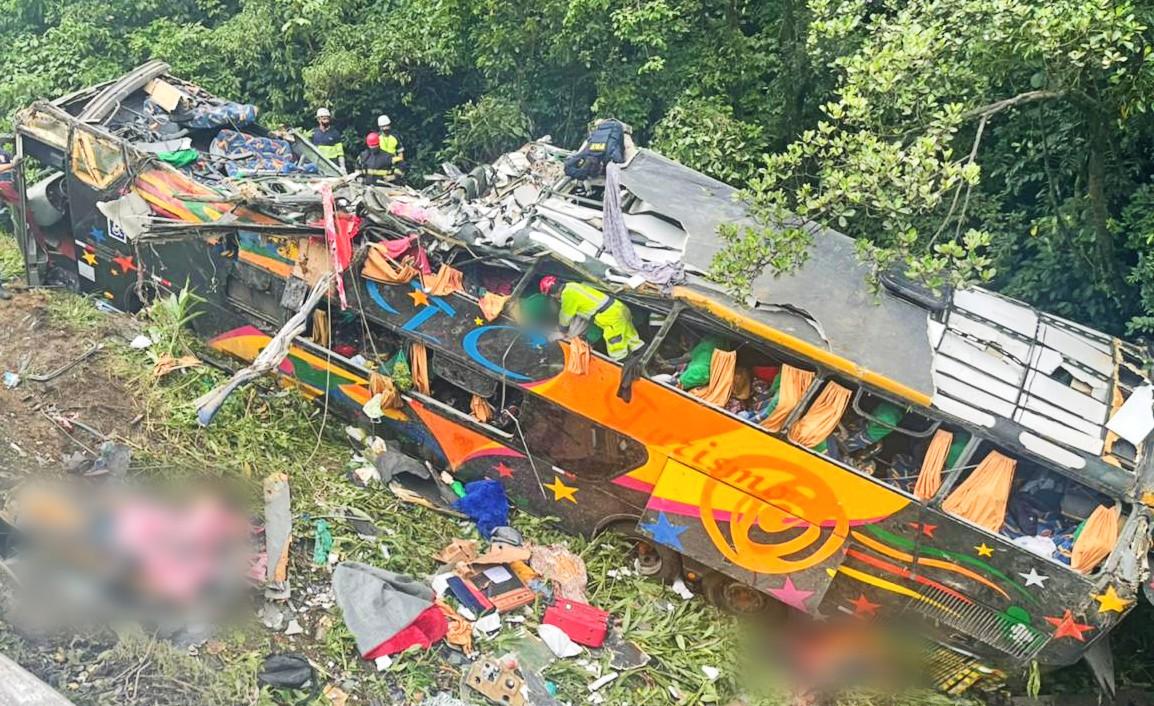 Avião que trará corpos de paraenses vítimas de acidente no PR chega nesta terça em Curitiba