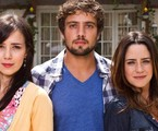 Marjorie Estiano, Rafael Cardoso e Fernanda Vasconcellos: protagonistas de 'A vida da gente' | Paula Giolito