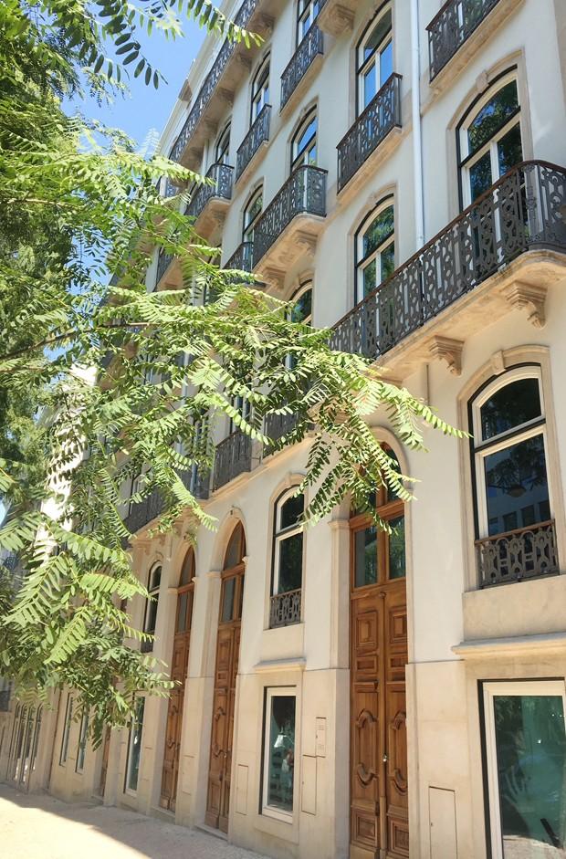 Apartamento charmoso em um prédio antigo de Lisboa (Foto: Marcelo Barbosa)