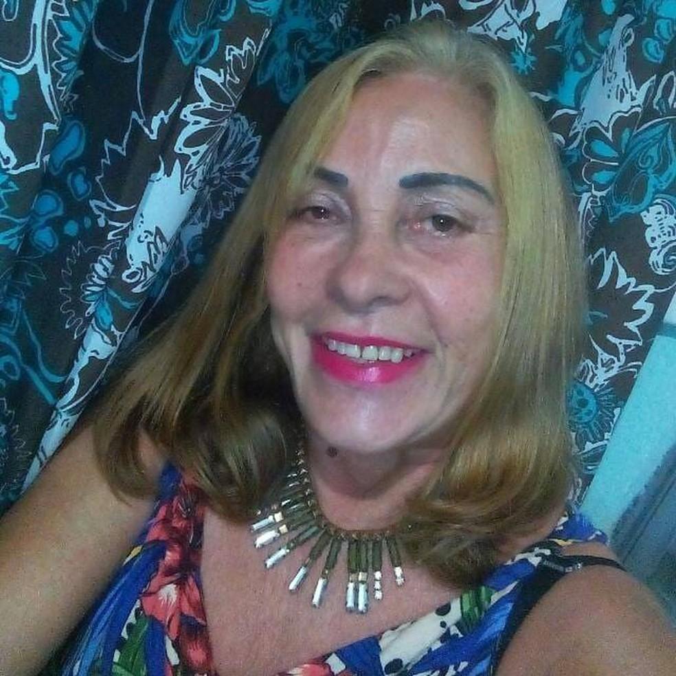 Aposentada foi encontrada morta com sinais de tortura em Itariri, SP — Foto: Arquivo Pessoal
