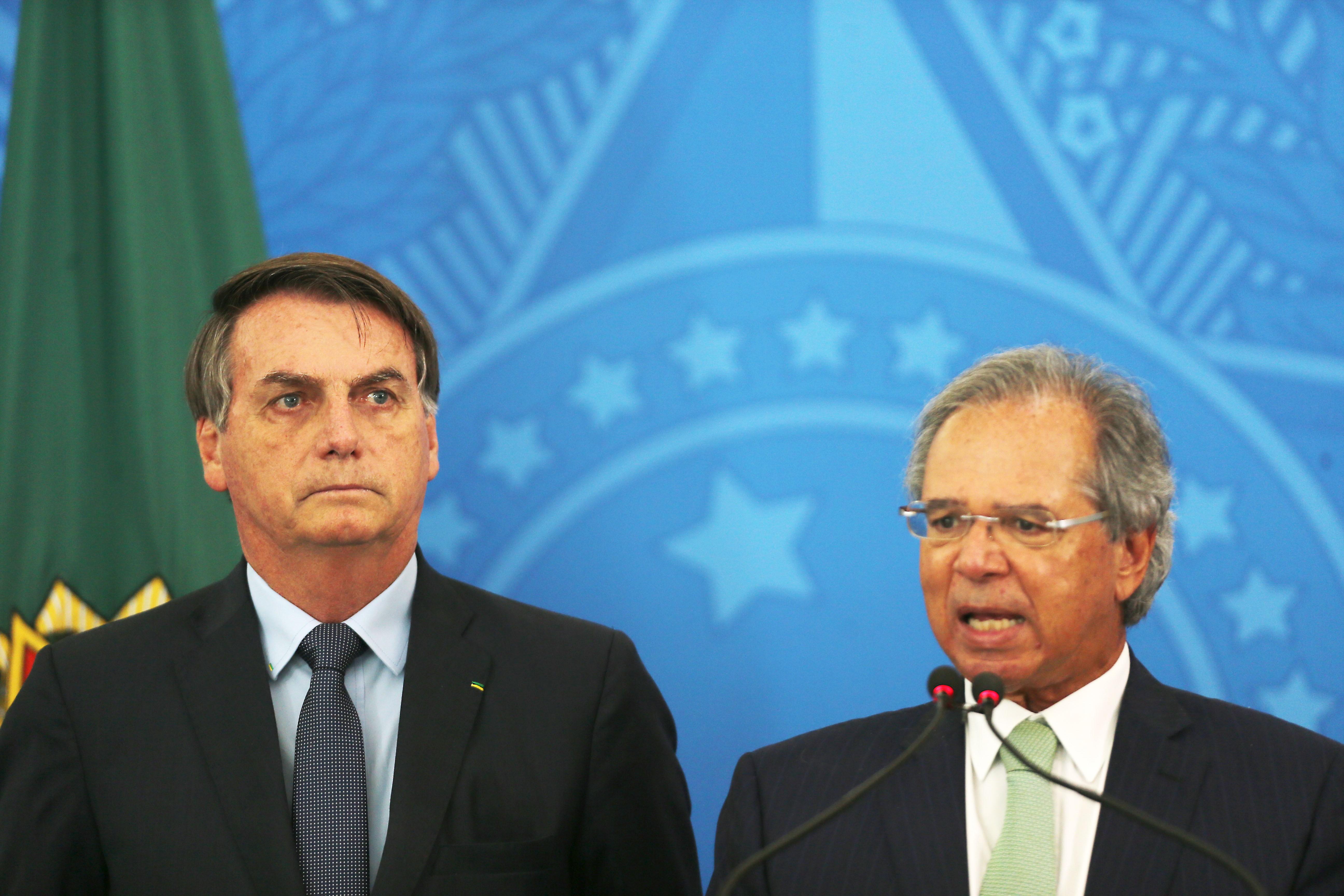 Previsões têm preocupado a equipe econômica do governo