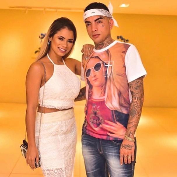 Lexa e MC Guimê (Foto: Instagram/Reprodução)