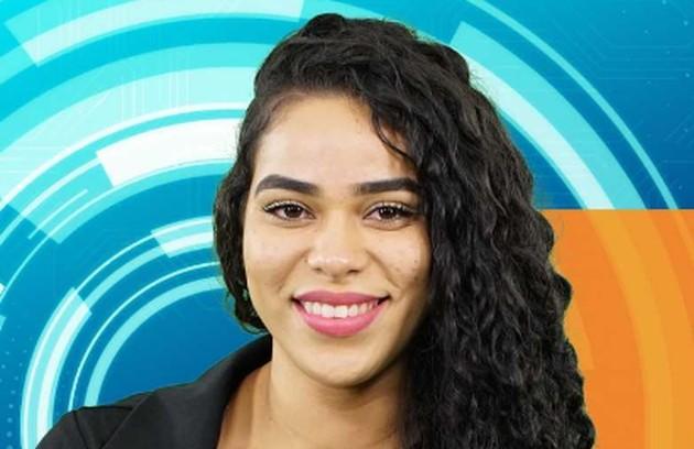 Piauiense da cidade de Bom Jesus, Elana trabalha como engenheira agrônoma. Tem 25 anos e sonha em cursar Medicina (Foto: TV Globo)