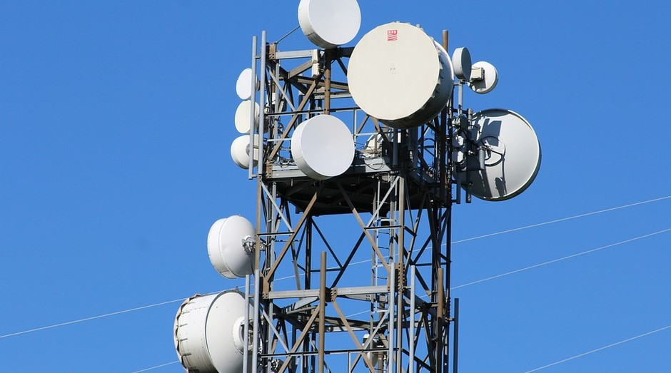 Telecomunicação  (Foto: Pixabay)