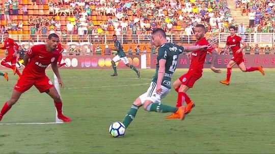 Melhores momentos de Palmeiras 1 x 0 Internacional pela 2ª rodada do Campeonato Brasileiro