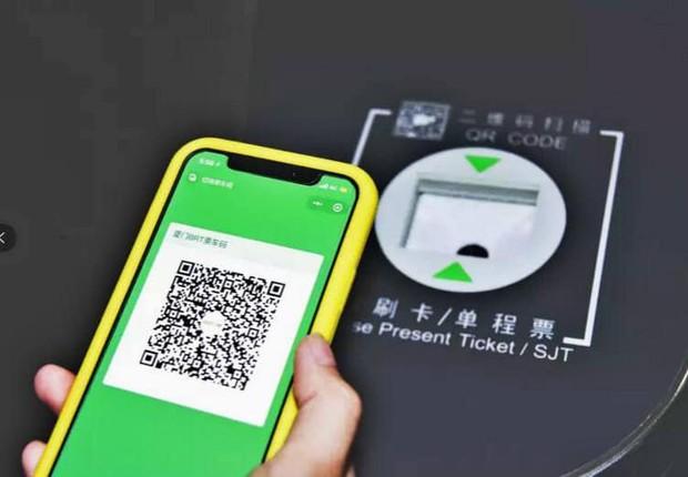 Aplicativo de mensagens WeChat é um dos serviços oferecidos pela gigante chinesa Tencent (Foto: Reprodução/Facebook/WeChat)