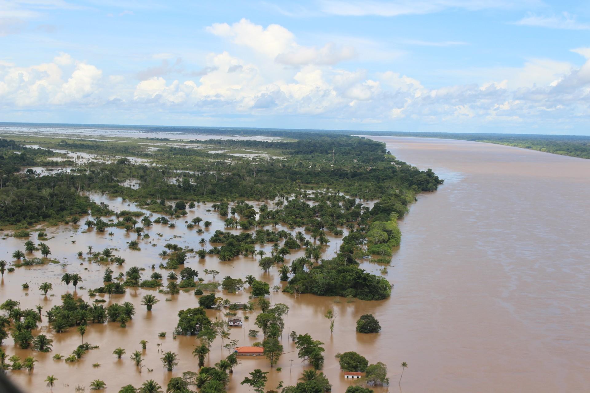 MPF e MP recomendam que Caerd forneça água potável a 6 áreas ribeirinhas de Porto Velho - Notícias - Plantão Diário