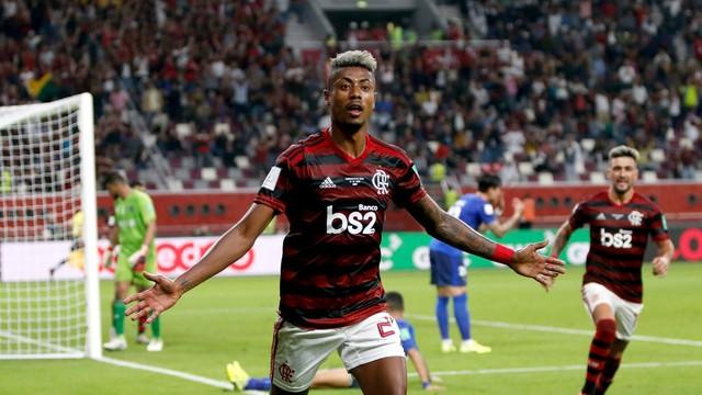 Bruno Henrique, Flamengo x Al Hilal