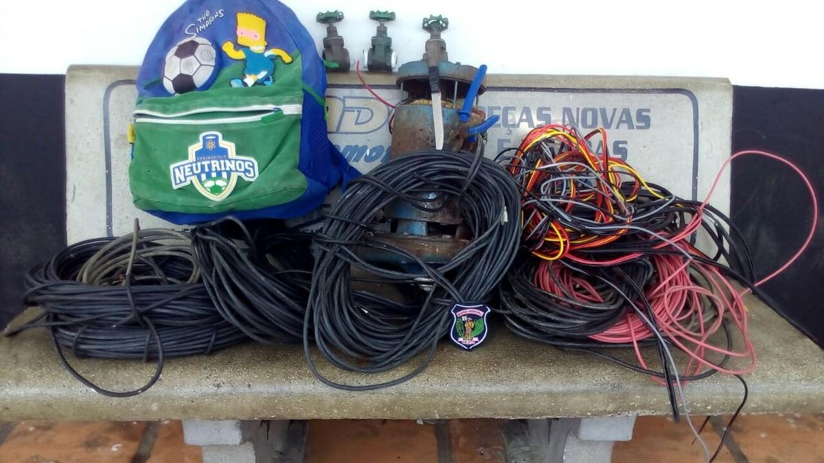 Homem é preso após furtar 20 quilos de fios de cobre em Mogi das Cruzes, diz GCM