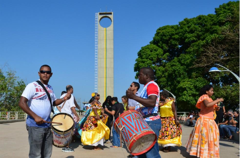 -  Atrações culturais do Amapá podem atender à chamada pública e se apresentarem em eventos  Foto: Fabiana Figueiredo/G1