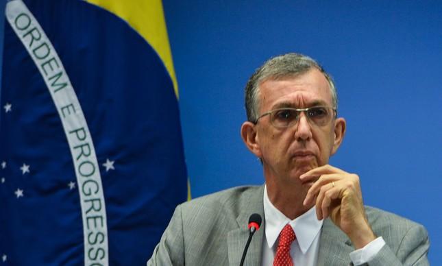 O embaixador Sérgio Danese, que representa o Brasil na África do Sul