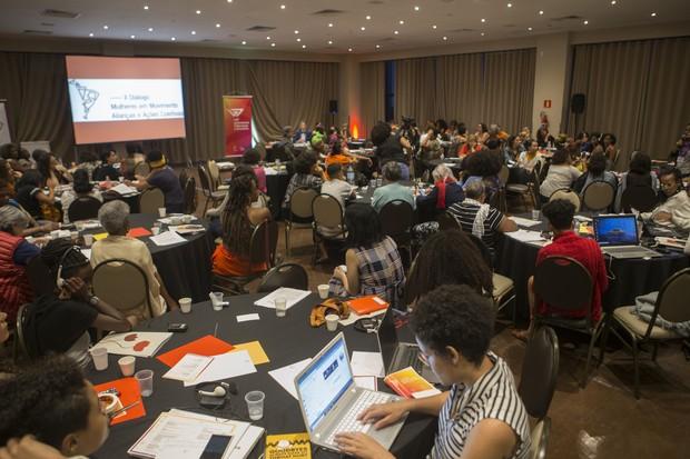 II Diálogos Mulheres em Movimento (Foto: Claudia Ferreira)
