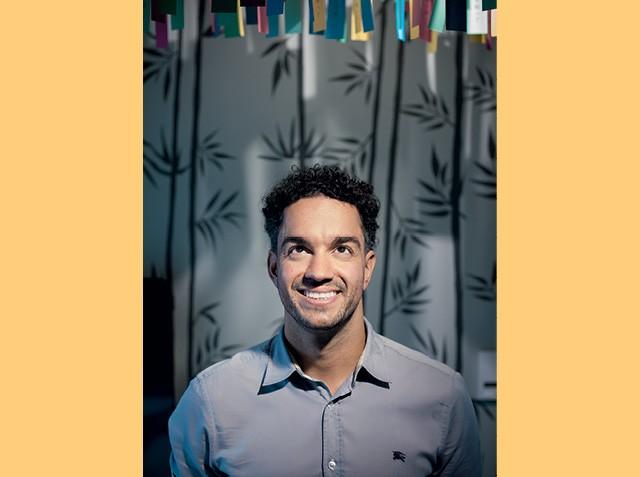 André Barrence, Aos 34 anos, é diretor do Campus São Paulo, iniciativa criada pelo Google para fomentar startups no Brasil  (Foto: Nino Andrés)