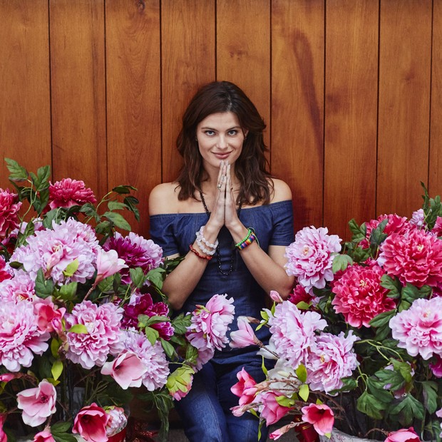 Isabelli Fontana (Foto: Daniel Mattar/Arquivo Vogue)
