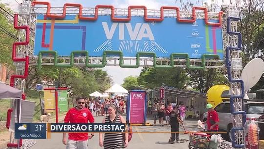 'Viva a Rua' resgata encontro de pessoas no bairro Estrela Dalva