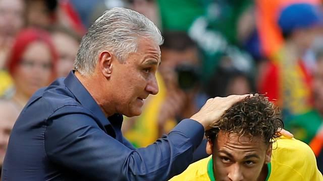 Entrada de Neymar ajudou Brasil a melhorar na etapa final