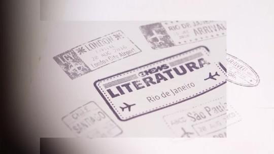 GloboNews Literatura desembarca no Rio de Janeiro com o 'Cidades Literárias'