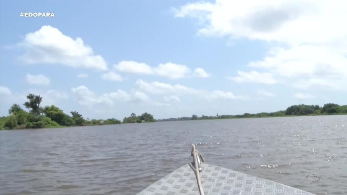 Canal do Jari atrai pessoas para o ecoturismo na região oeste do Pará