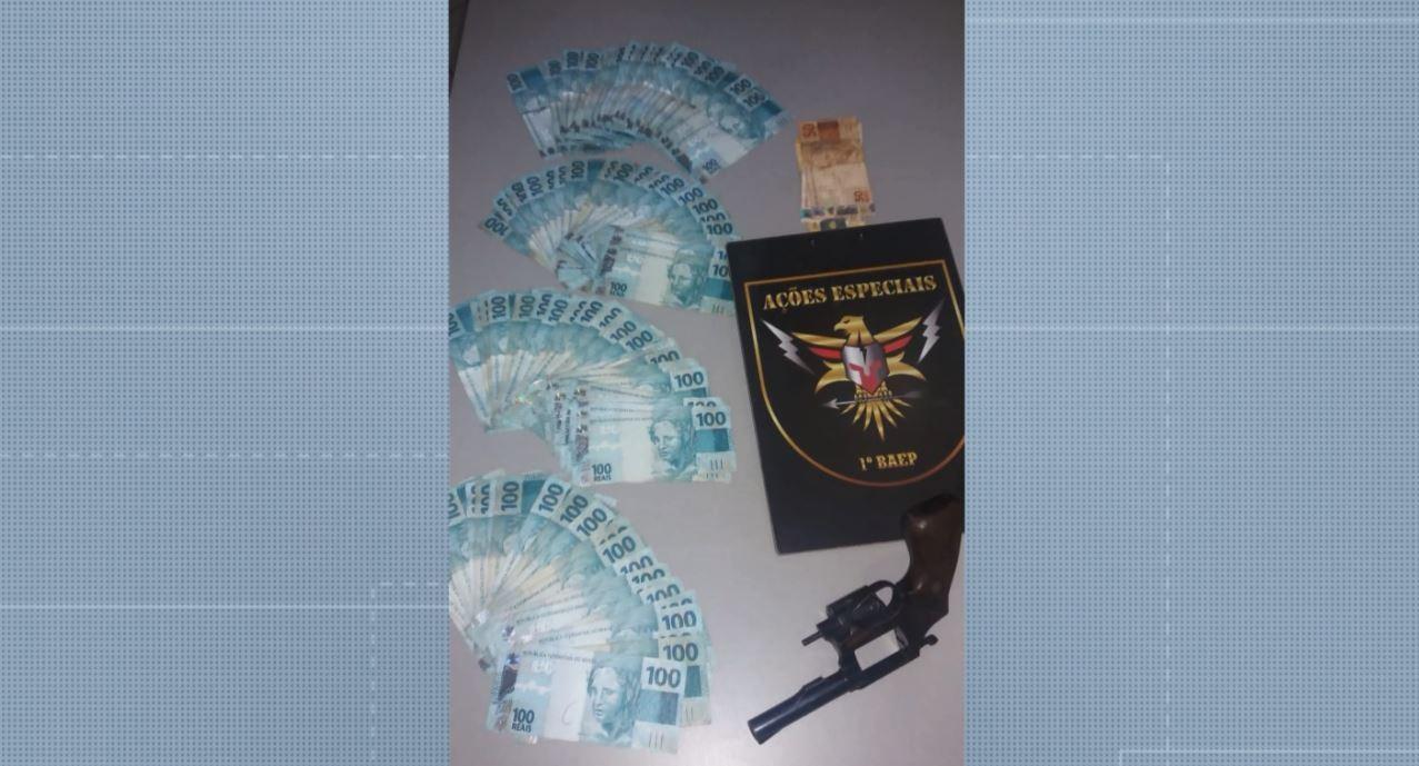 Polícia Militar prende agiota em flagrante com R$ 11 mil em Campinas - Noticias