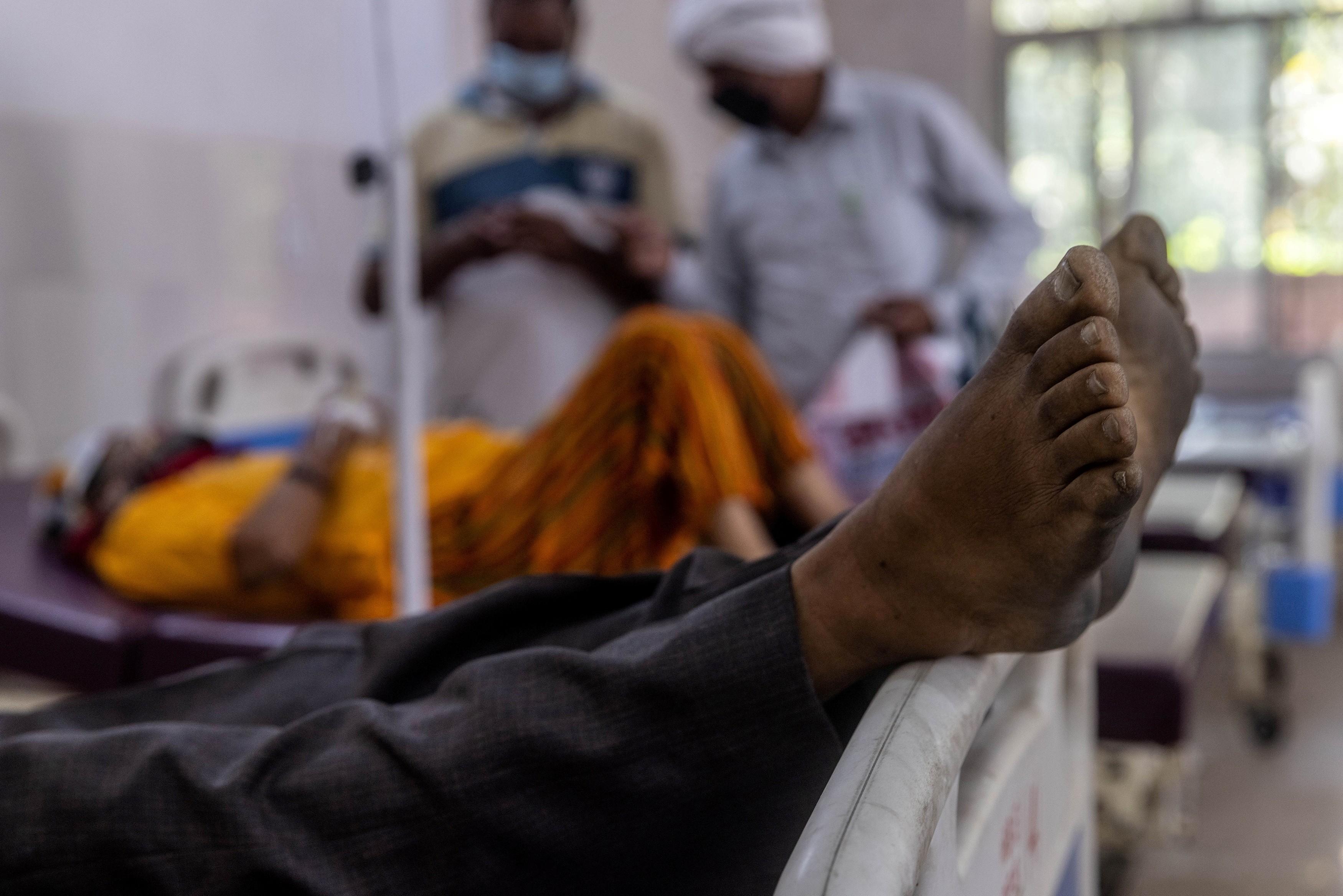 Variante indiana do coronavírus é detectada em 44 países, diz OMS