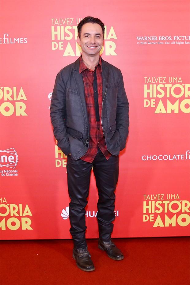 Marco Luque (Foto: Manuela Scarpa/Brazil News)