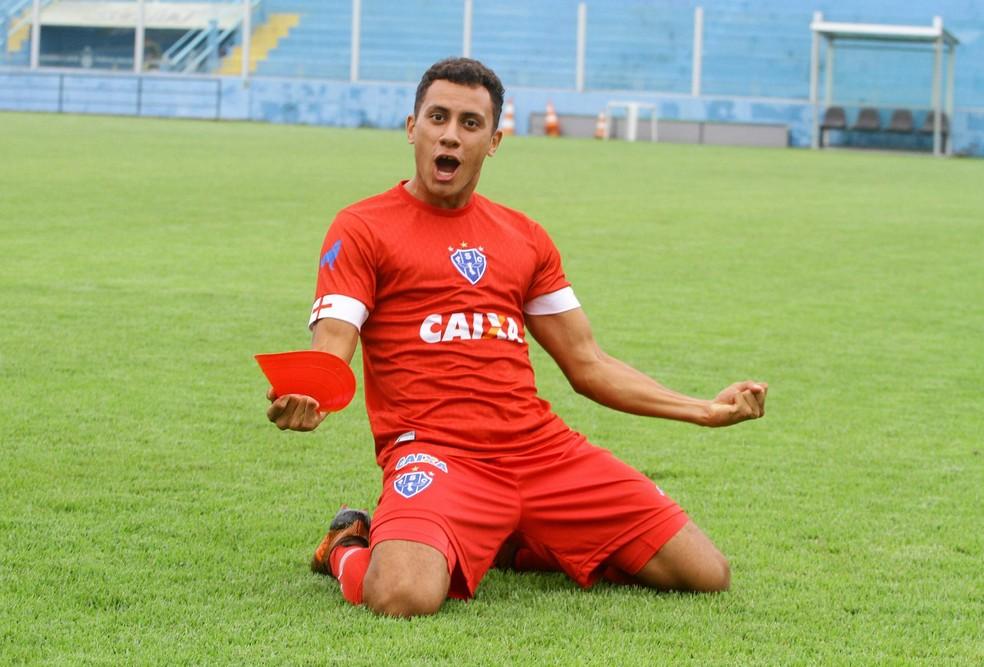 ... Renan Gorne deve comandar o ataque contra o Juventude — Foto  Fernando 68bc4cc5e981f