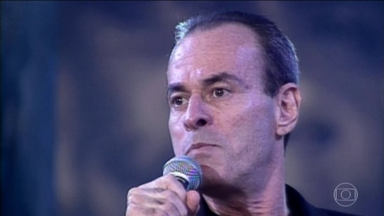 Ney Matogrosso continua a cantar e a encantar o público brasileiro