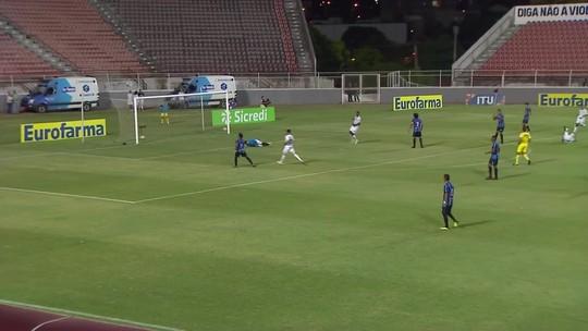 Prêmio Dener: gol de Roni, do Corinthians, é eleito mais bonito da segunda fase da Copinha