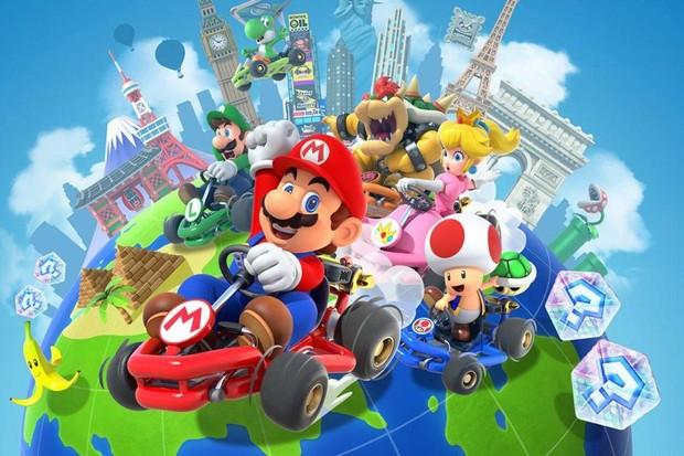 Mario Kart (Foto: Reprodução/Nintendo)