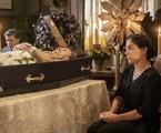 Antonio Calloni e Gloria Pires em 'Éramos seis' | Paulo Belote/TV Globo