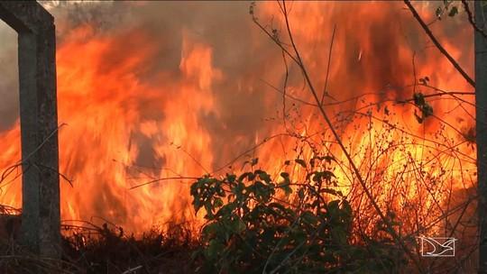 Corpo de Bombeiros registra aumento de incêndios em Caxias
