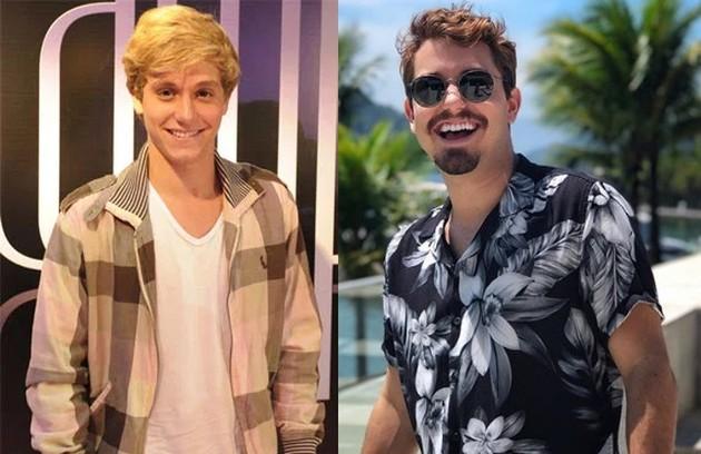 Max na novela de Aguinaldo Silva, Christian Monassa seguiu atuando e participou de 'Malhação', em 2013, e de um spin-off de 'Totalmente demais', em 2016. Hoje, é diretor em uma produtora (Foto: TV Globo / Reprodução)