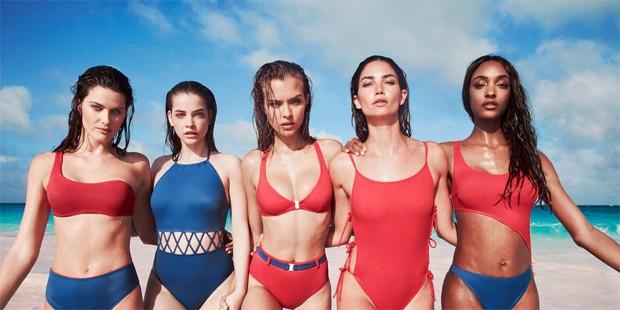 Marca gringa faz colaboração com 13 supermodelos do mundo todo (Foto: Divulgação)