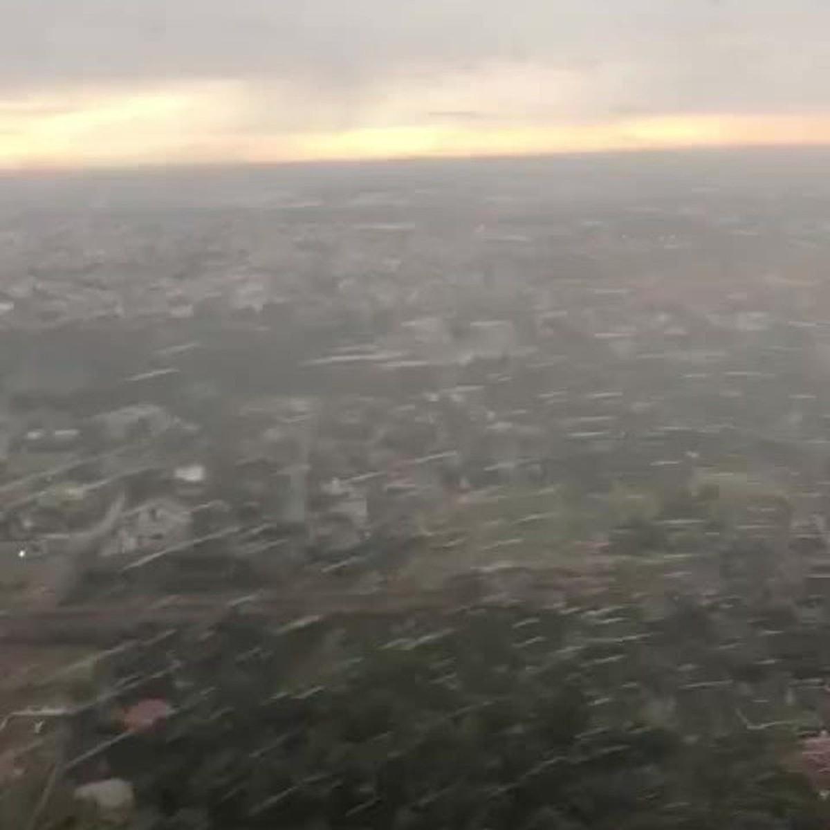 Resultado de imagem para Distrito Federal registra chuvas isoladas após mais de 80 dias de seca