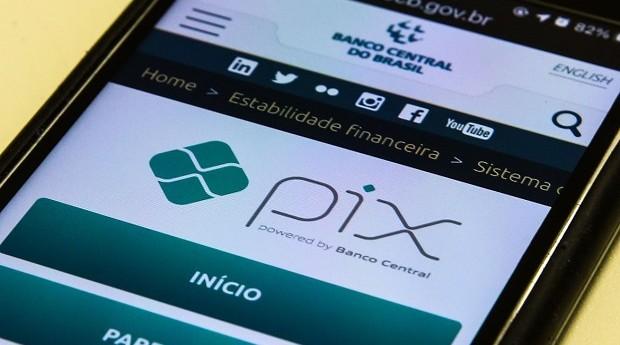 Pix (Foto: Marcello Casal Jr./Agência Brasil )