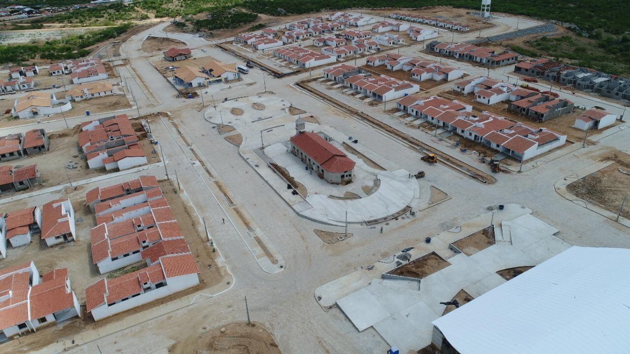 Áreas em Jardim de Piranhas e São Fernando são desapropriadas para realocação de famílias desalojadas com a construção da Barragem Oiticica