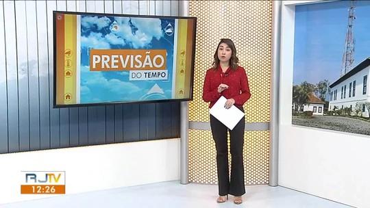 Terça-feira é de chuva no Sul do Rio de Janeiro