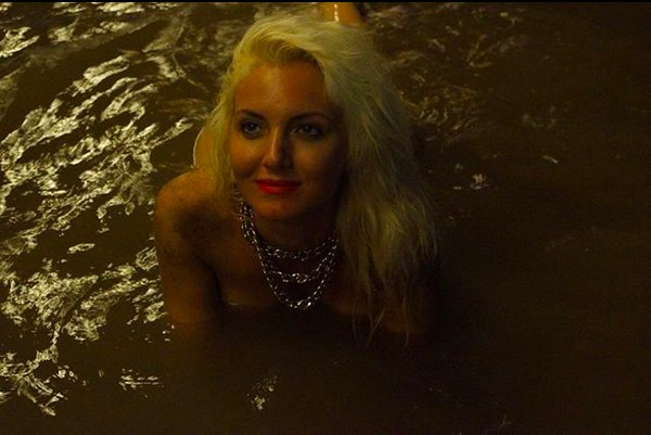 A cantora romena Anca Pop (Foto: Instagram)