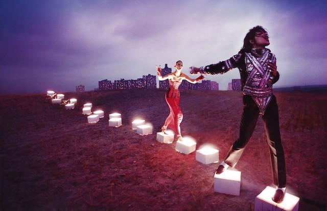 An Illuminating Path por David LaChapelle (Foto: Divulgação)