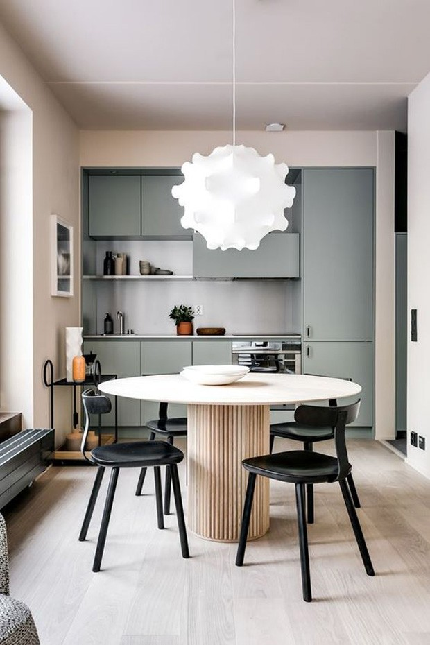 Casa preta: saiba como aderir à tendência na decoração (Foto: Divulgação)