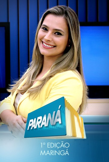Paraná TV 1ª edição – Maringá