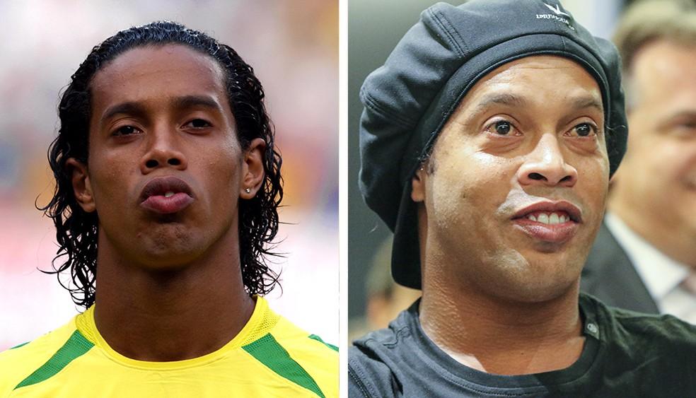 Especial penta - Ronaldinho Gaúcho — Foto: GloboEsporte.com
