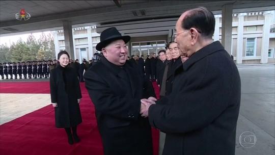Kim Jong-un chega a Pequim para reunião com presidente chinês